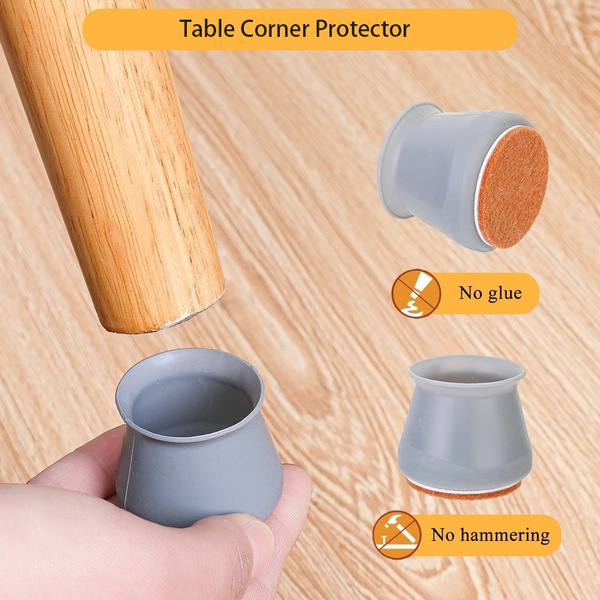siliconecover, chairsock, Silicone, floorprotector