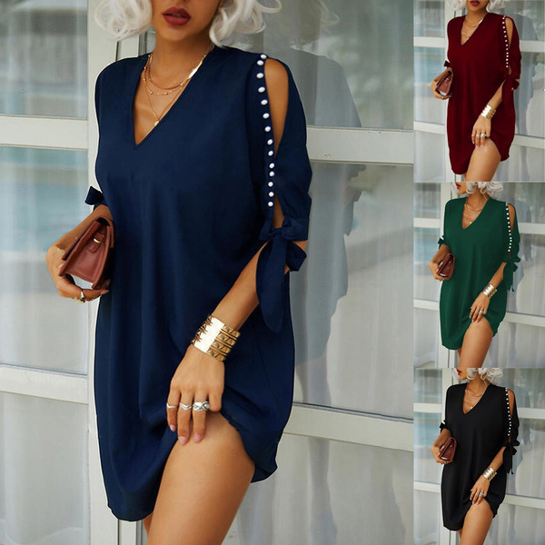Mini, Summer, dressesforwomen, office dress