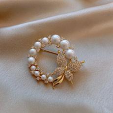 butterfly, cute, fashionbrooch, Pins