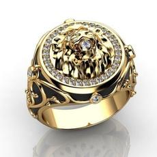 Jewelry, gold, ladiesring, 18k gold ring