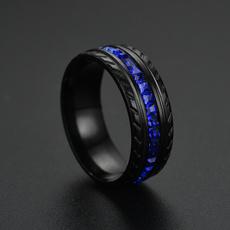 Couple Rings, Blues, DIAMOND, Jewelry