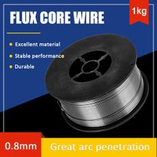 Steel, solid, Wire, shielded