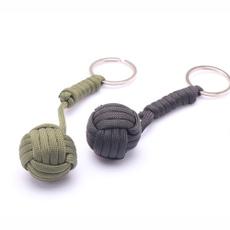 Steel, Bearings, selfdefensesupplie, Key Chain