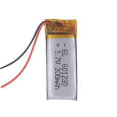 polymer, Rechargeable, Jewelry, lipobattery