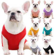 Vest, Cotton, pet outfits, Pets