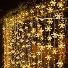 Exterior, ledlightsforroom, Garden, fairylight