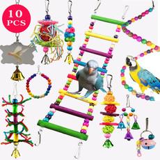 Bell, birdchewingbitingtoy, parrotbitetoy, Love