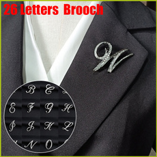 englishlettersbrooch, brooches, Love, Jewelry