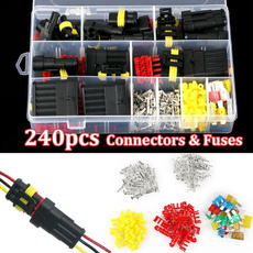 wireconnectorset, Pins, waterproofelectrical, Cars