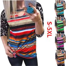 fashion women, Plus Size, Shirt, 5xlmentshirt