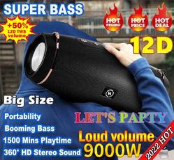 caixadesomamplificada, Stereo, Exterior, Wireless Speakers
