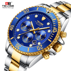 Steel, Men Business Watch, Stainless Steel, Casual Watches