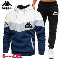 Fashion, kappa, fashion tracksuit, men hoodie