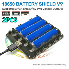 batteryshield, shieldmodule, Battery, arduino