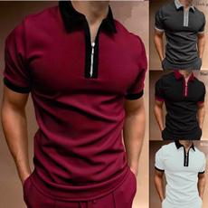 Summer, Fashion, Slim T-shirt, Spring