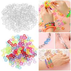 rubberbandclip, Jewelry, Colorful, sclipsrubberband