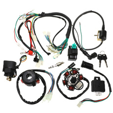 motorcycleaccessorie, Harness, Electric, cdiwireharnessassemblykit