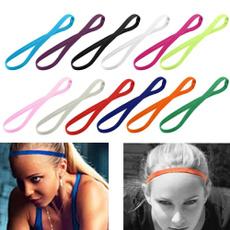 elasticheadband, Head, Sport, Yoga