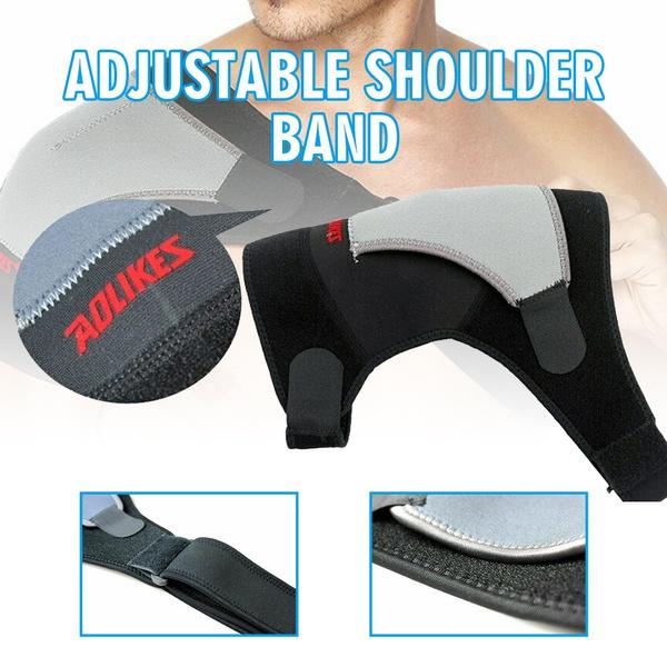Shoulder, Fashion Accessory, Sport, pain