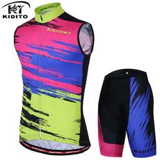 Summer, Fashion, Cycling, Shirt