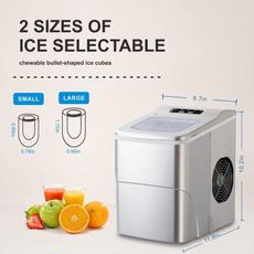 Machine, nuggeticemakersonicice, pebbleicemaker, icemakerscountertopcrushed
