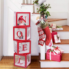 fireplacedecoration, Home Decor, christmasbox, transprentbox