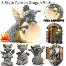 gardendragonstatue, cute, dragonmodel, dragonstatue