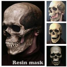 be, Head, Full, skull