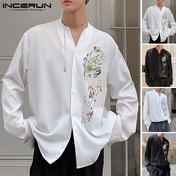Dress Shirt, Sleeve, Long Sleeve, printed shirts