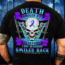 Fashion, Shirt, skull, Cool T-Shirts