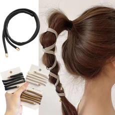 hair, Head Bands, hair tie, Simple