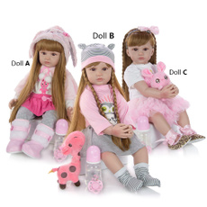 Baby Girl, Toy, newborndoll, rebirthdoll
