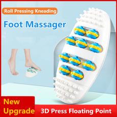 footmassager, rollerwheel, kneading, legmassage