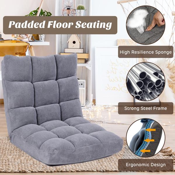 lazysofachair, foldablelazysofa, Waterproof, Home & Living