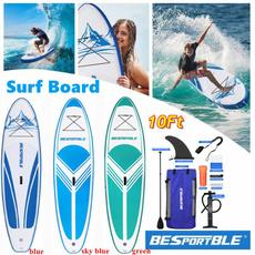 surfingboard, water, Surfing, Yoga