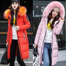 Plus Size, women coat, cottonpaddedjacket, winterjacketwomen