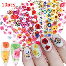 nail decoration, Nail supplies, nail decals, Flowers