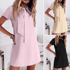 womensfahion, dressforwomen, Shorts, sleeve dress