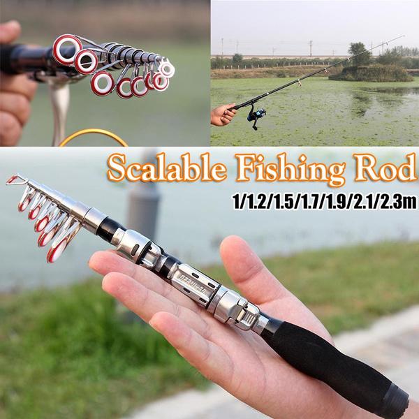 Mini, Fiber, freshwaterfishing, fishingpolerod