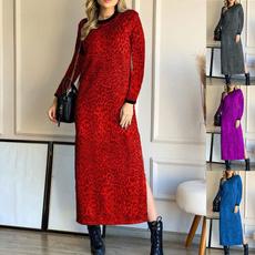 women long sleeve dress, dressesforwomensummer, long dress, Dress