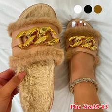 Summer, Sandals, Outdoor, Chain