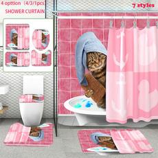 cute, Bathroom, bathroomdecor, Cover