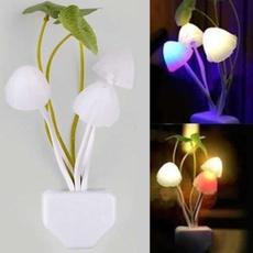 led, ledlightsforroom, Mushroom, Night Light