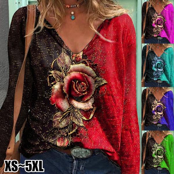blouse, Plus Size, Shirt, Long Sleeve