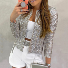Fashion, Office, Long Sleeve, Spring