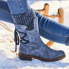 platformboot, midcalfboot, shoes for womens, Winter