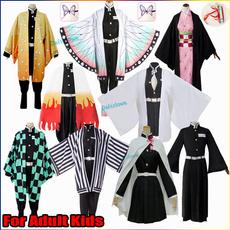 tanjirocosplay, kimonosforwomen, cardigan, Cosplay