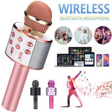handheldmicrophone, bluetoothmicrophone, Microphone, Home & Living