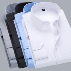 Plus Size, Dress Shirt, Long Sleeve, Long sleeved