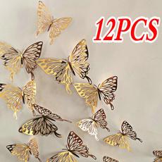 butterfly, wallstickersampmural, Decor, Jewelry